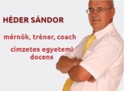 A frontvonali vezetőképzés specialistája: Héder Sándor