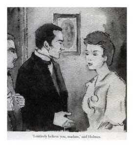 Illustration_Hound of the Baskervilles_Macmillan