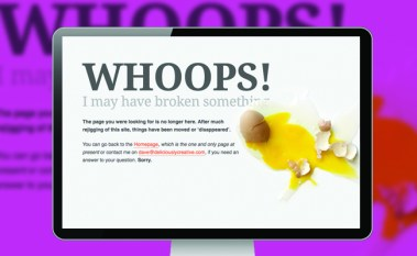 articleimage328 Customize a 404 Error Landing Page