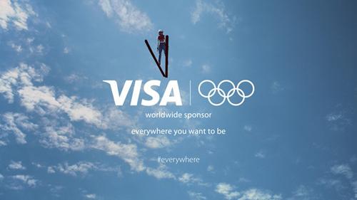 Visa Credit Card Ad