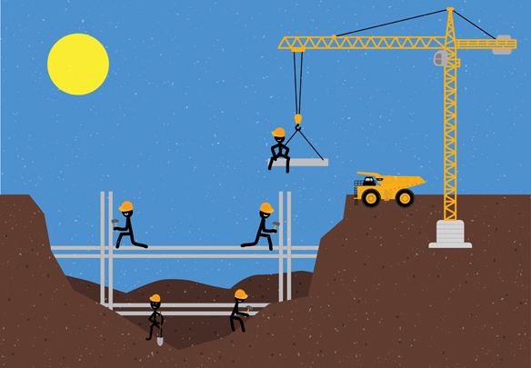 Build a Foundation
