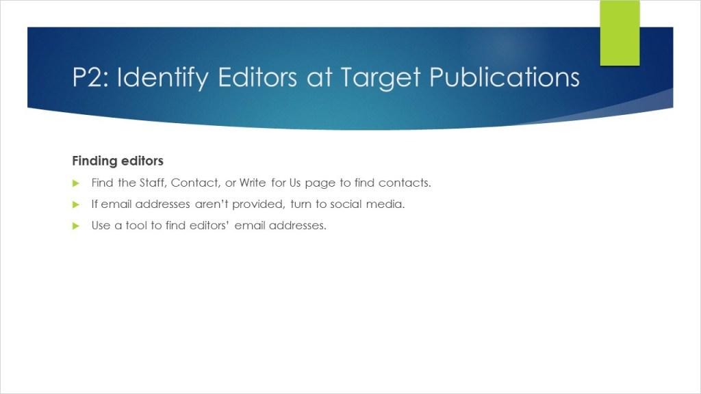 Target Publishers