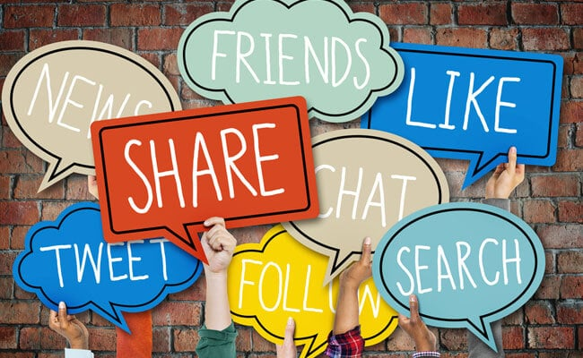 Get your colleagues friends and family to share Image