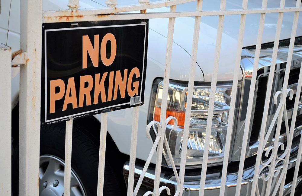 Stationnement interdit : les stationnements dangereux