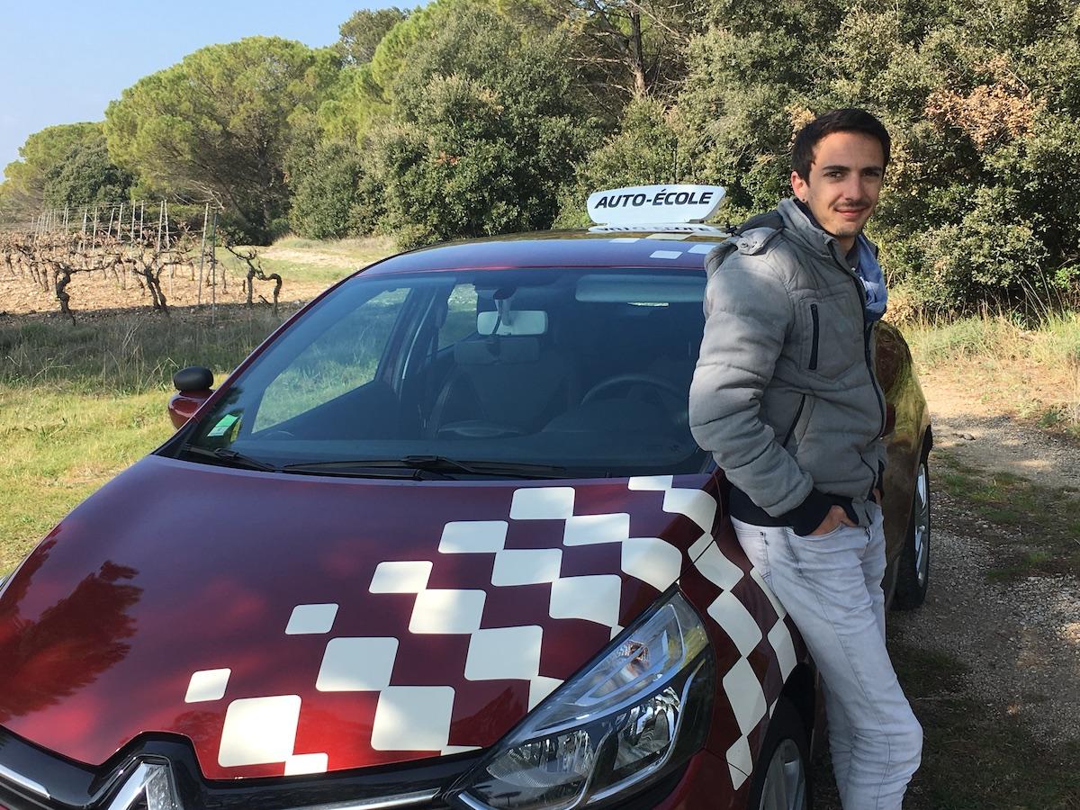 Entrevue avec Paulin, enseignant à Carcassonne