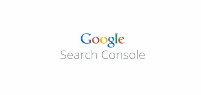 utiliza google search console