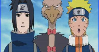 """Which episodes in """"Naruto"""" are fillers?"""
