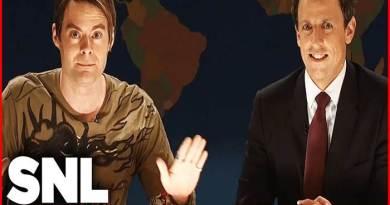 What's the joke in 'Sidney Applebaum' on SNL?