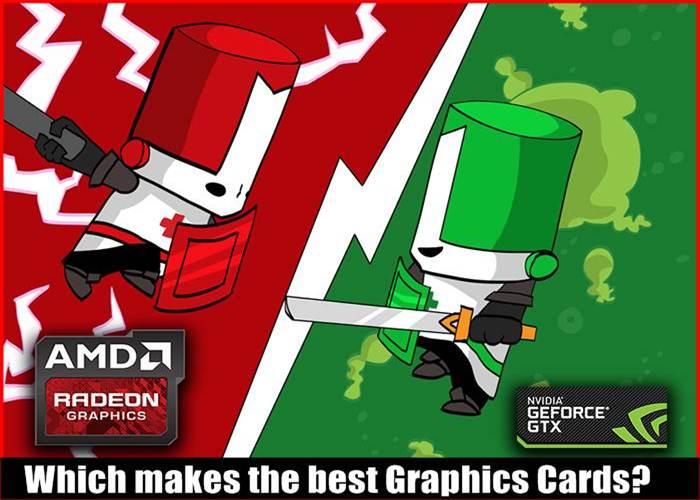 AMD vs Nvidia 2021