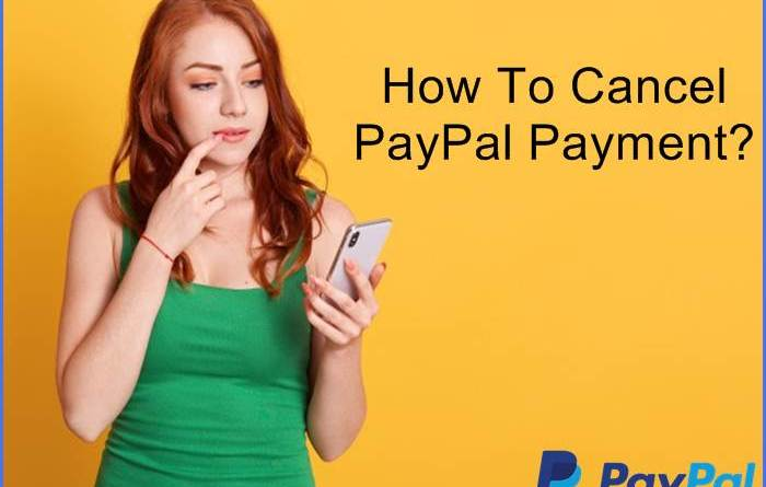 Cancel PayPal Payment