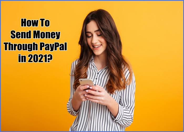 Send Money Through PayPal