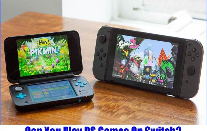 Can You Play DS Games On Switch