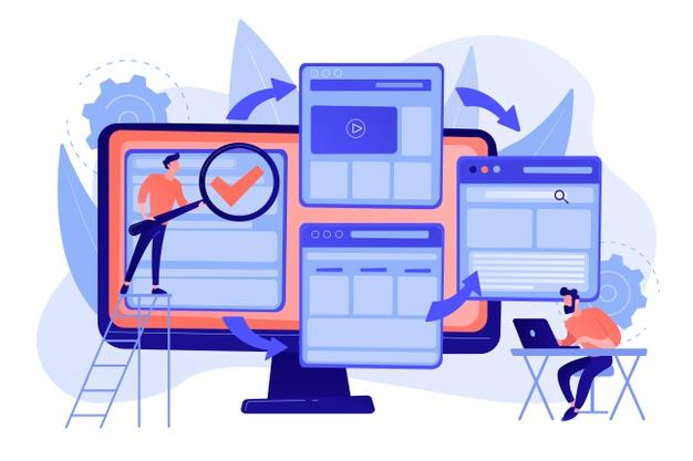 Evolution of Website Content