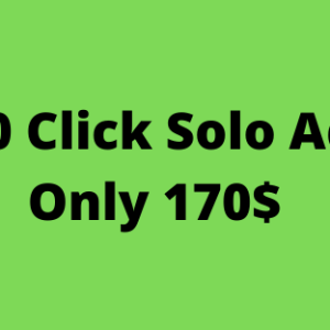Solo ads guaranteed clicks