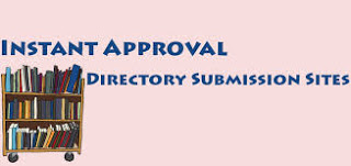 instant approval directory submission sites