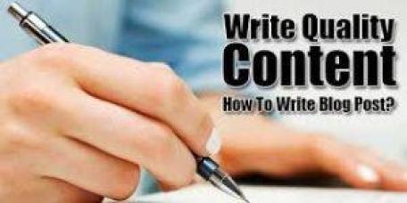 Quality Blog Post Tips