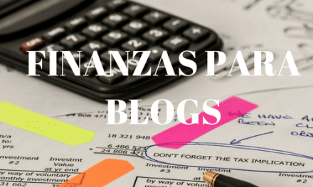 Cómo monetizar y controlar los gastos e ingresos de tus blogs