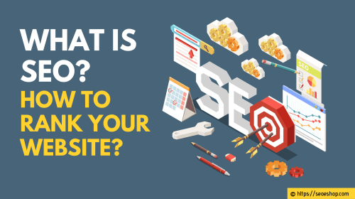What is SEO? How To Rank Your Website?
