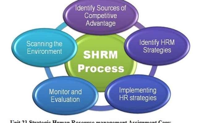 Unit 21 Strategic Human Resource Management Assignment Copy