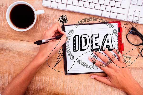 Haz una lluvia de ideas con toda la información recopila