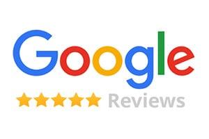 Google reviews 5 stars