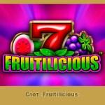 Слот «Fruitilicious» в казино Aziino 777