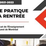 Guide pratique de la rentrée 2021-2022   Formation professionnelle