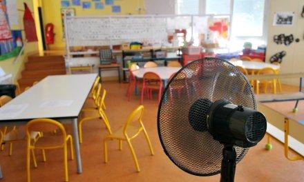 Quoi faire lors d'une vague de chaleur à l'école