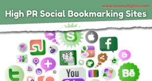 high pr socialbookmarking sites