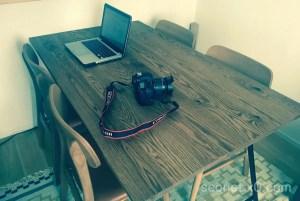 MOMO natural(モモナチュラル)でダイニングテーブルを買いました