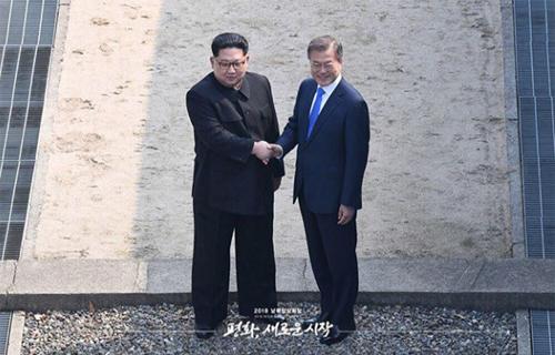 남북 정상회담과 하나님의 섭리