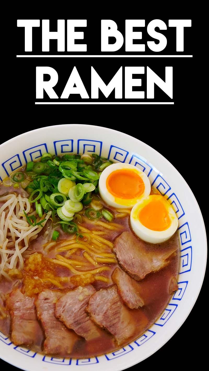 BEST Ramen Recipe
