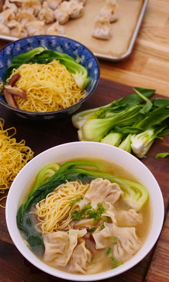 Wonton Noodle Soup 5 - Seonkyoung Longest