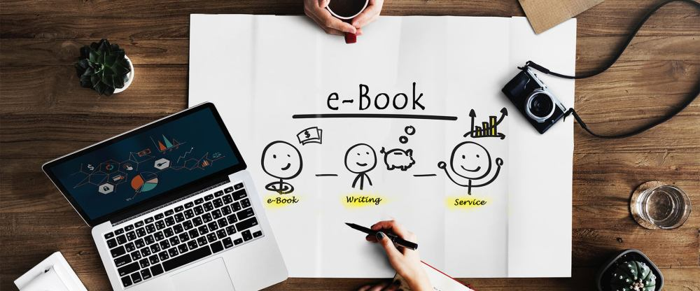 Image result for writing an e-book
