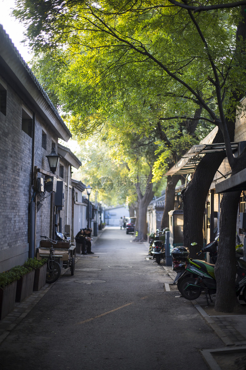 北京的胡同圖片素材_免費下載_jpg圖片格式_VRF高清圖片500712971_攝圖網