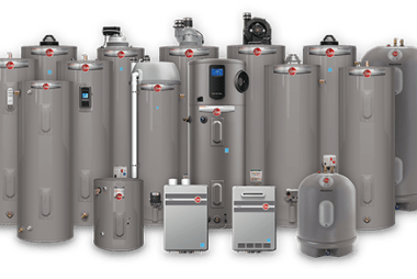 Water Heater Sales and Installation