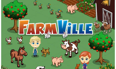 Facebook Фейсбук игра - FarmVille