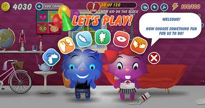 Facebook Фейсбук игра - Pet Ville