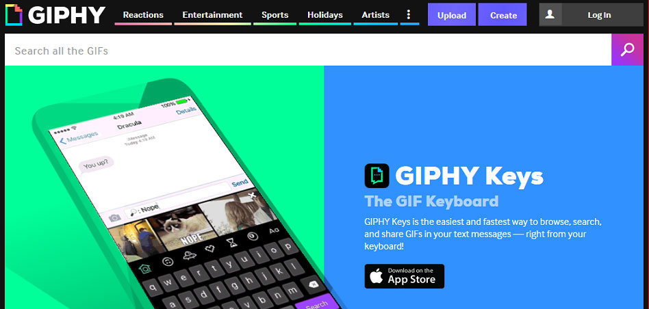 giphy-keys