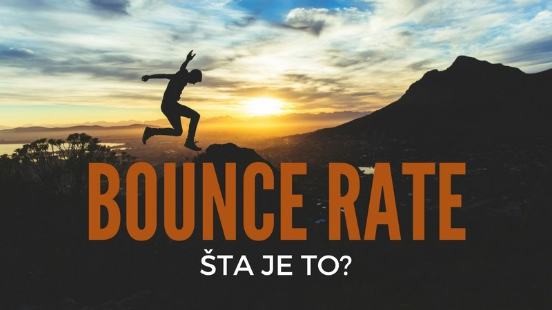 Šta je to bounce rate
