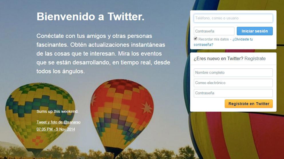 Twitter y el SEO social