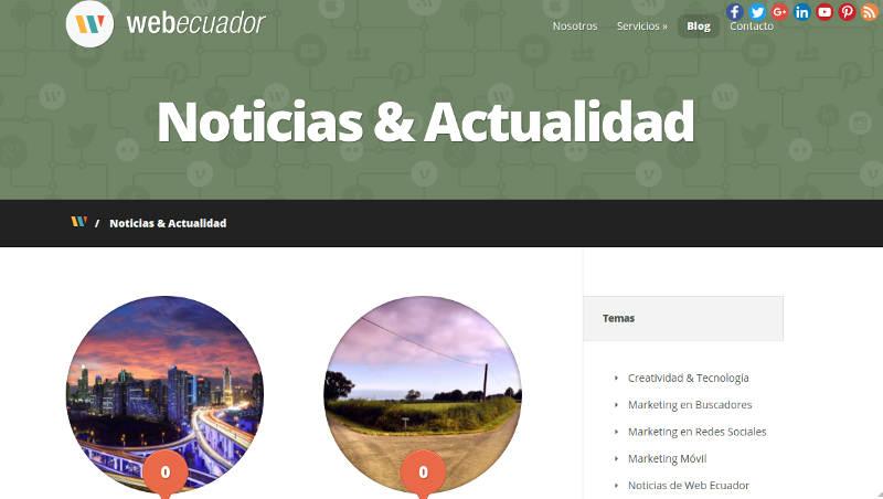 Web Ecuador.