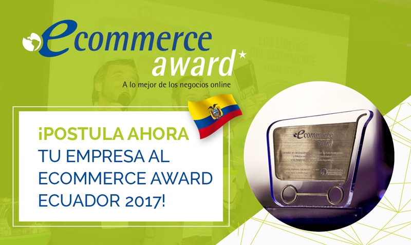 eCommerce Awards Ecuador 2017.