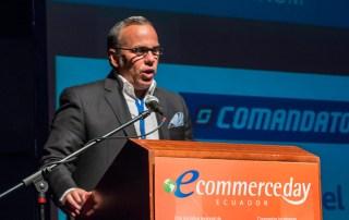 Leonardo Ottati, director de la Cámara Ecuatoriana de Comercio Electrónico.
