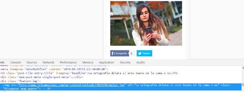 Foto en el sitio de Teleamazonas.