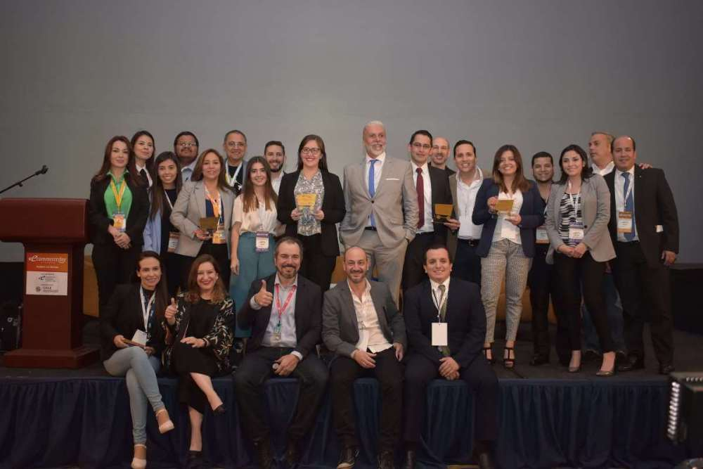 Ganadores eCommerce Day 2018.