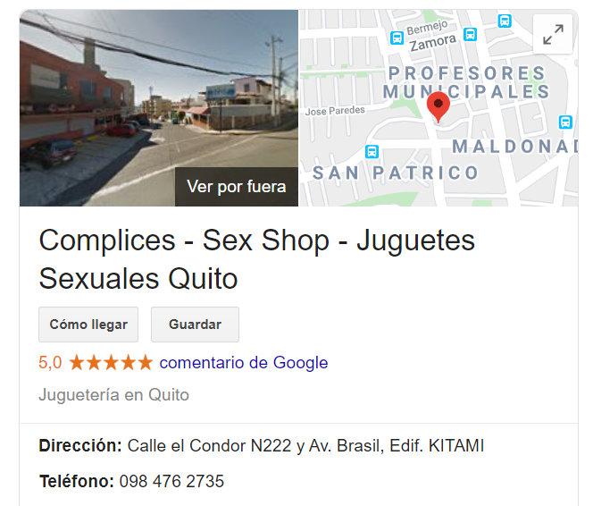 Google Mi Negocio.