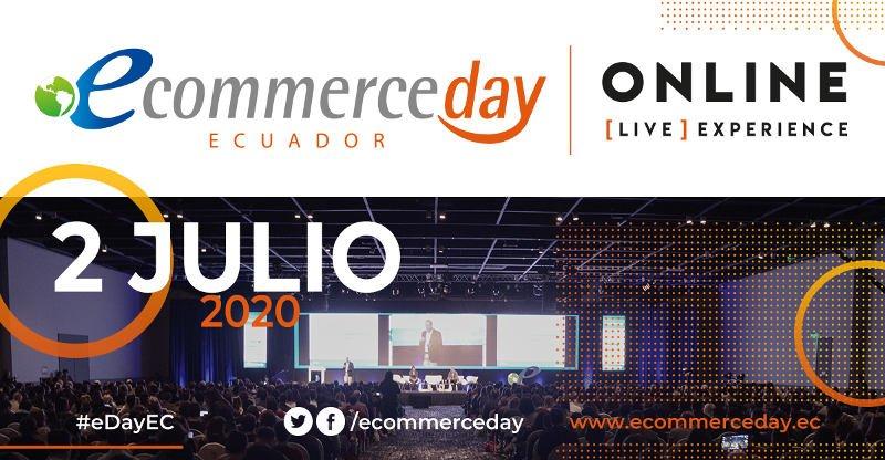 eCommerce Day Ecuador 2020.