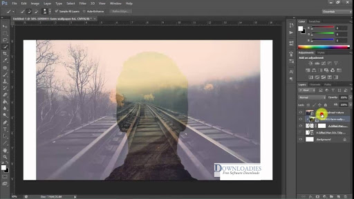Adobe Photoshop CC 2019 Crack With Torrent