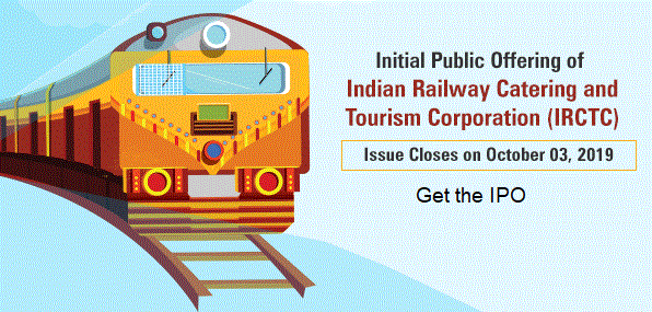 IPO of IRCTC Pic